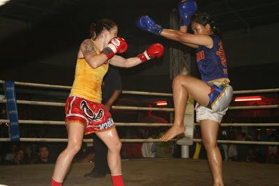 FIGHTER INTERVIEW - SYLVIE CHARBONNEAU