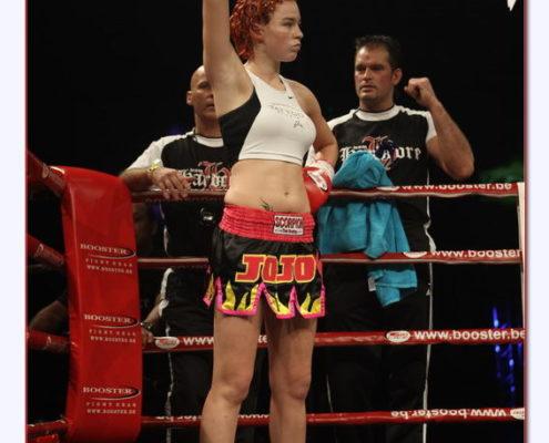 Fighter Interview: Jorina Baars