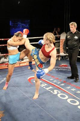 FIGHTER INTERVIEW - Casey Bohrman