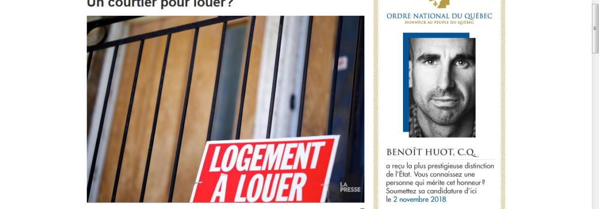 screenshot of newsarticle